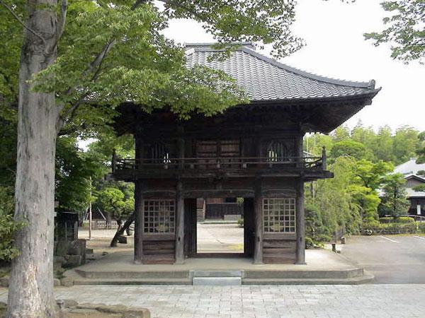 川越市の古刹・蓮光寺まで散歩