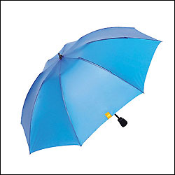 lafumaの軽い折りたたみ傘
