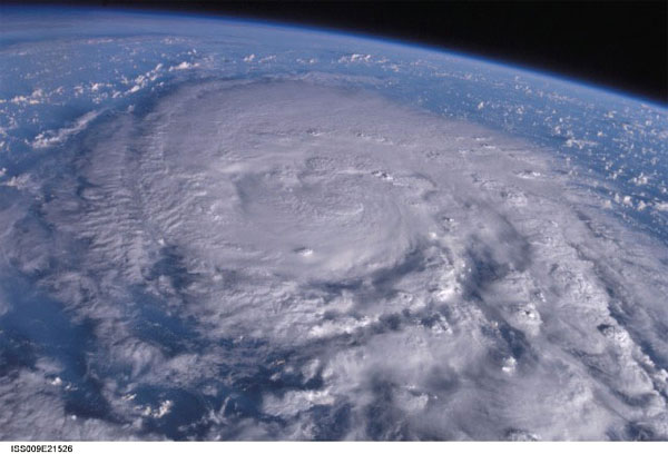 台風の素敵なニックネームについて