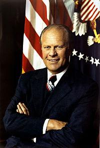 元ボーイスカウト、フォード大統領の死去
