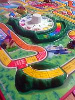 五代目の「人生ゲーム」をプレー