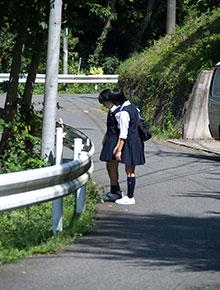 「中1女子、渋谷で無事保護」というニュース