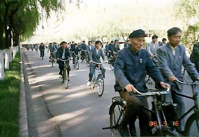 1980年代の中国へ! まずは鞍山製鉄所