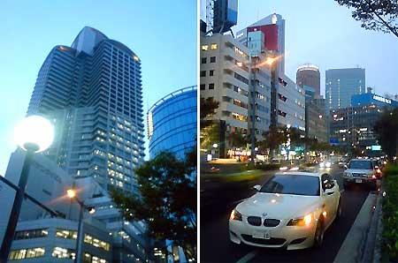 大阪出張、懐かしい街・堂島で仕事を