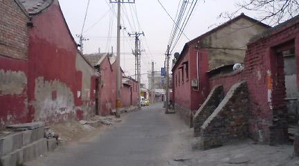 中国、大運河の北端・通州へ日帰り旅行