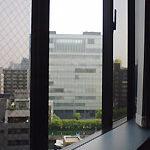 窓が開けられるオフィスがいい感じ