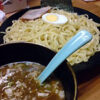 新宿御苑、さいたま屋の「つけ麺」