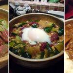 八丁堀『炉とマタギ』のランチ丼