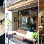 新川のカフェ『HANAMIZUKI』でランチ