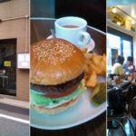 渋谷のハンバーガー屋『レッグオンダイナー』