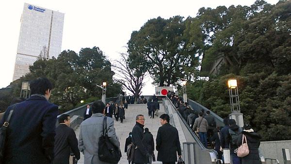 赤坂・日枝神社「社長の初詣」とは