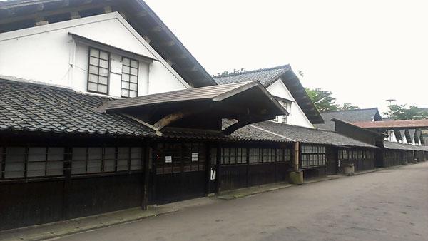 庄内旅行- 酒田の山居倉庫、日和山公園を散歩