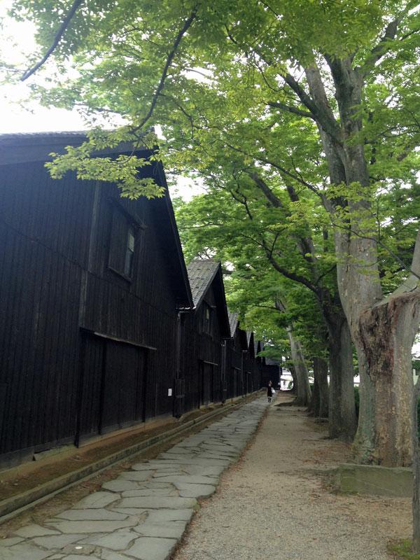 酒田・山居倉庫