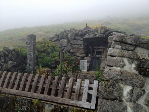 月山・仏堂