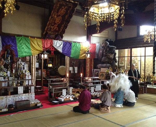 庄内旅行- 鶴岡の即身仏を巡礼-本明寺と大日坊
