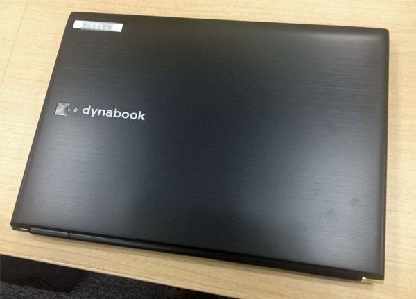 ノートパソコン「dynabook」