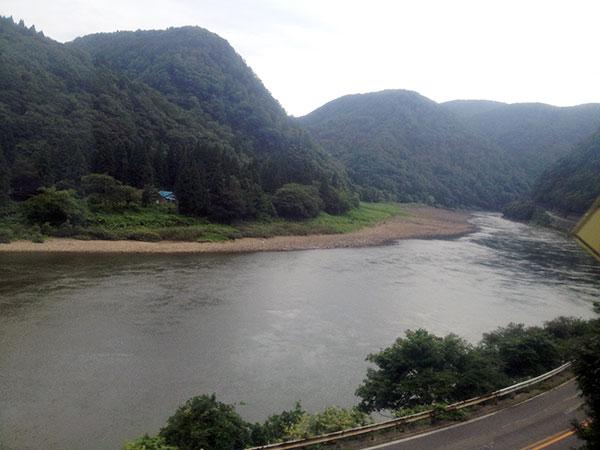 庄内旅行- 鶴岡から各駅停車で1日がかりで川越へ