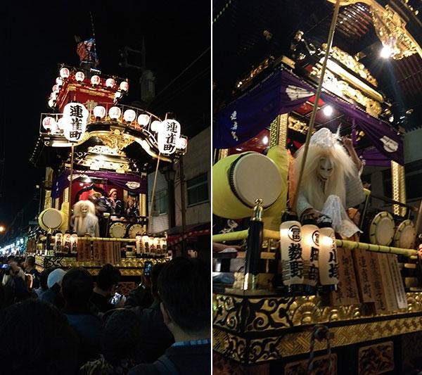 川越祭り・連雀町