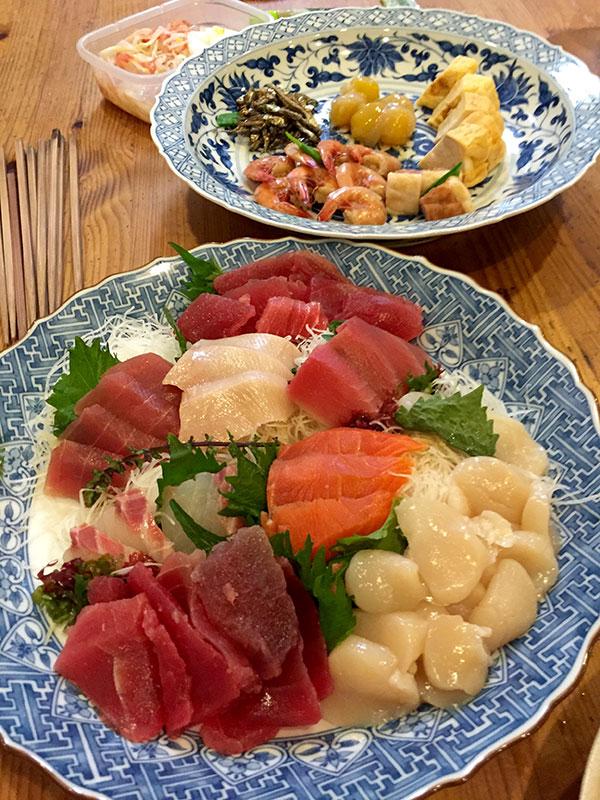 おせち料理2015年