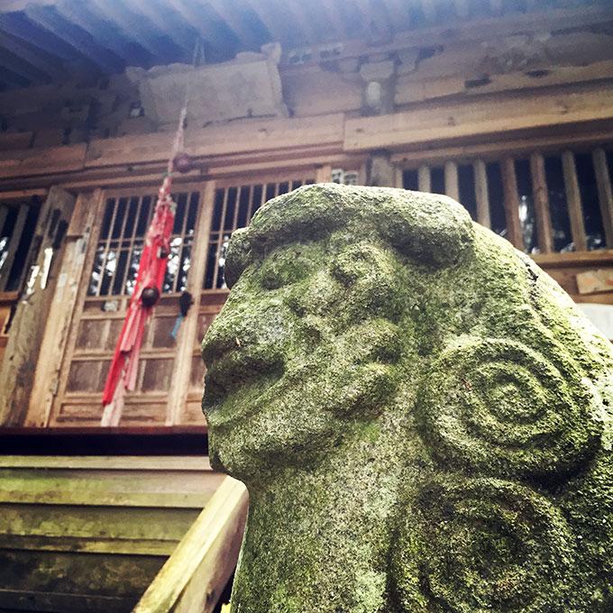 松崎観音堂(遠野)