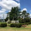 寿能城跡、大宮の住宅地にひっそりと残る史跡へ