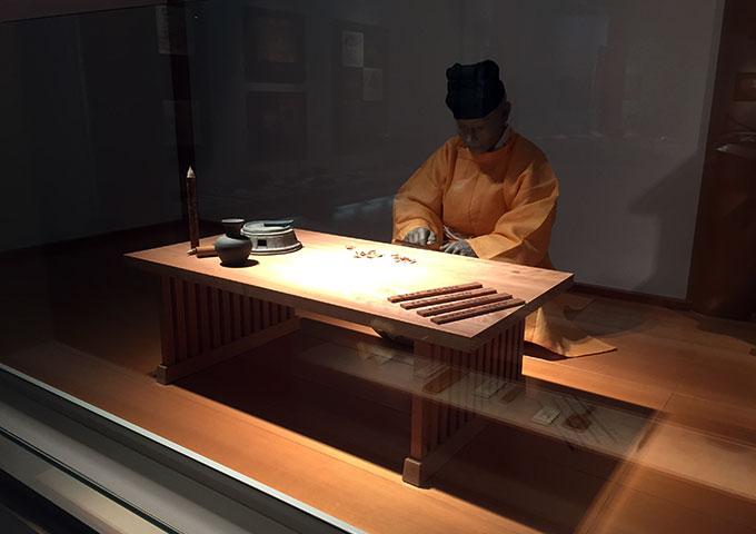 東北歴史博物館・多賀城の官吏