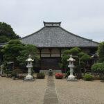高坂館、東松山の高済寺に残る城址へ