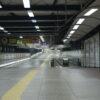 夜の渋谷駅