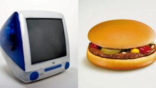 マクドナルド、アップル