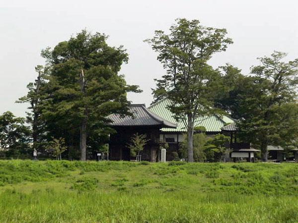 川越・蓮光寺