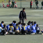 少年サッカーチーム
