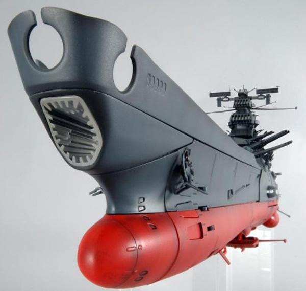 1/350宇宙戦艦ヤマト