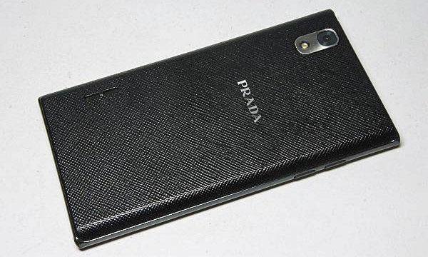 プラダの携帯電話