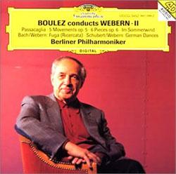ピエール・ブーレーズ『管弦楽のためのパッサカリア』