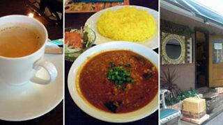 新川のインド料理店「ナワブ」