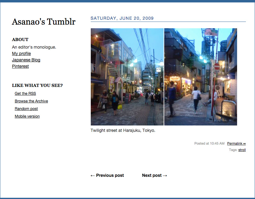 Asanao tumblr