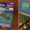 無線LAN子機「AtermWL900U」
