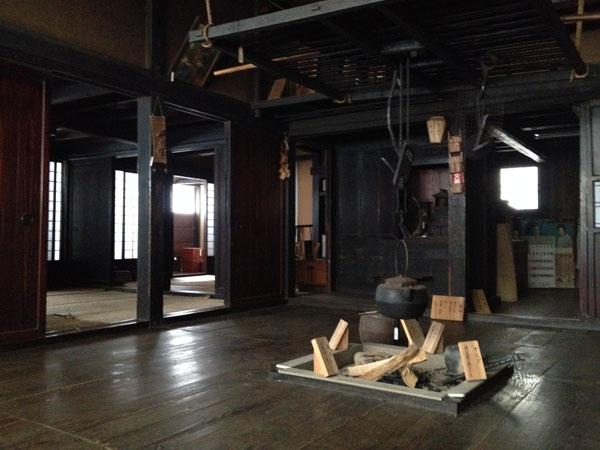 旧遠藤家住宅「おめえ」
