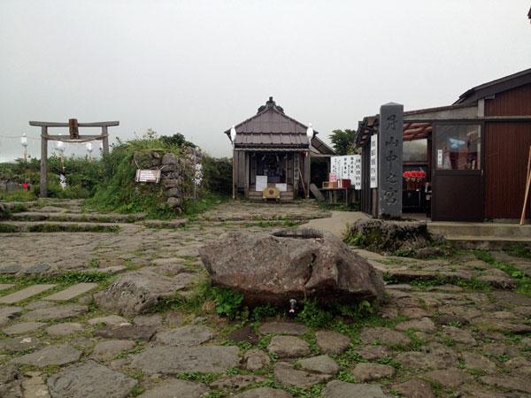 月山中之宮・御田原神社