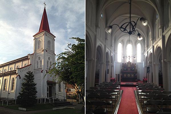 鶴岡カトリック教会