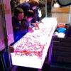川越祭り・金魚すくい