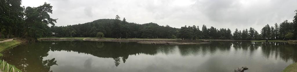 平泉・毛越寺