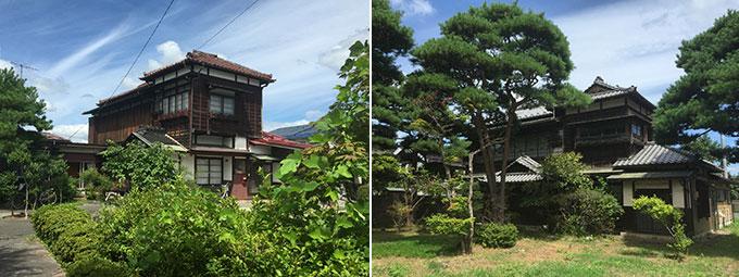 水沢・素敵な日本家屋