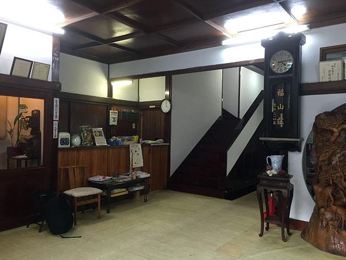 遠野・旅館「福山荘」