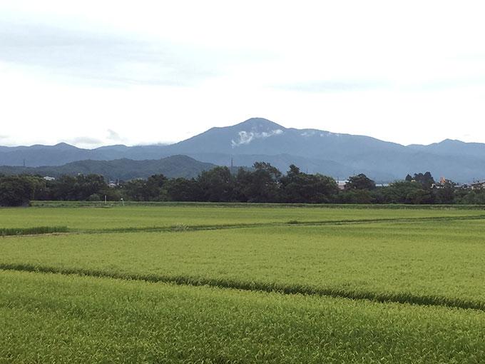 遠野・六角牛山