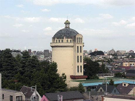 旧野方配水塔