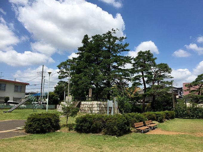 寿能城跡・さいたま市大宮区