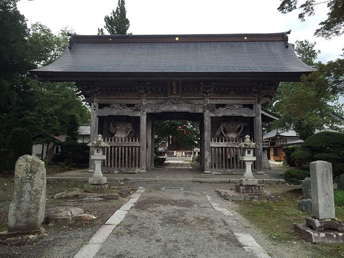 常堅寺(遠野)