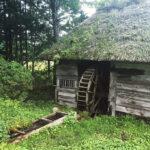 山口の水車小屋(遠野)