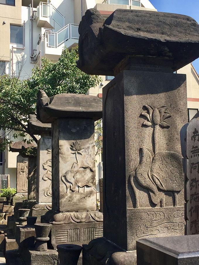 光照寺・酒井家墓地